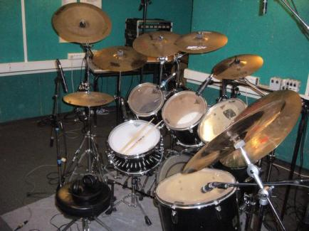 drumkit from hell