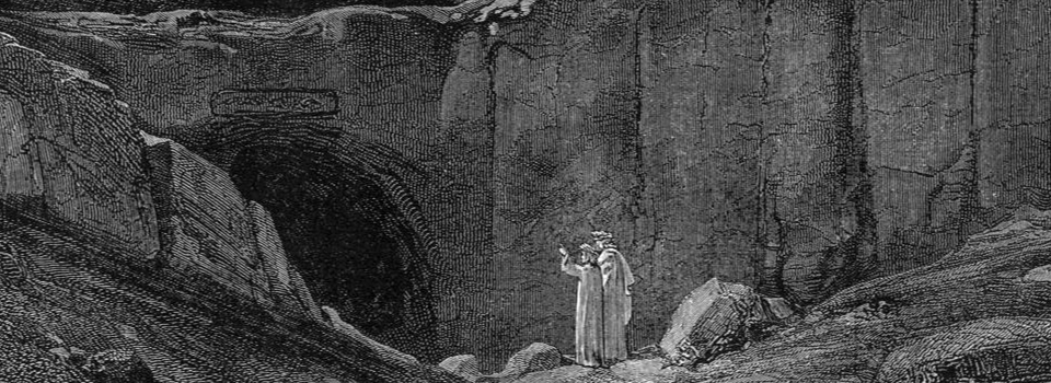 Gustave doré - gate to hell