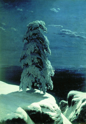 Ivan Shishkin - In the wild North